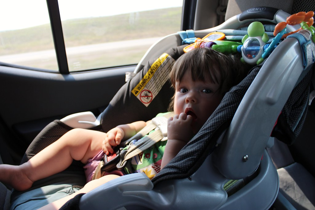 Car Seat Neck Bumpers