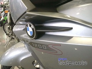 BMW K 1200 S | by Grupo Todomoto