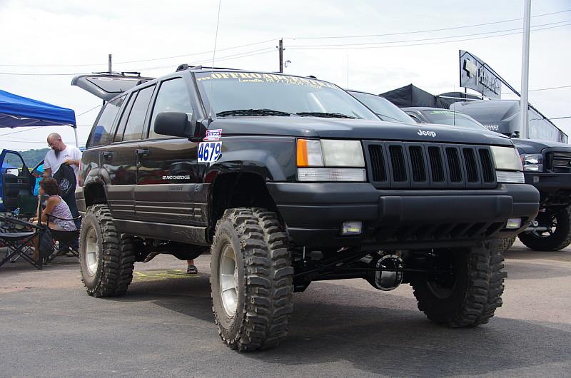 lifted jeep grand cherokee zj imgp0699 geepstir flickr. Black Bedroom Furniture Sets. Home Design Ideas
