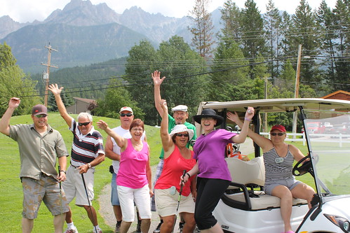 We love to Golf! | by Fairmont Hot Springs Resort