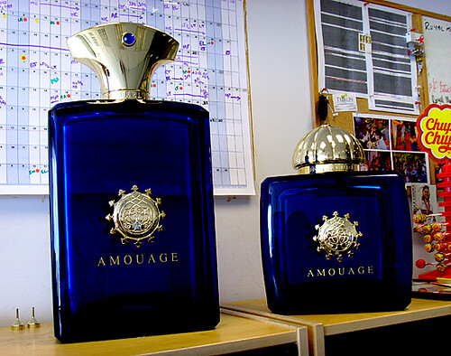 Amouage Interlude Supersized Bottles | by Escentual.com