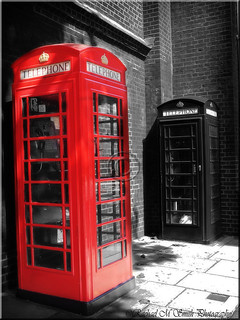 London Telephone Box | by smithrachael