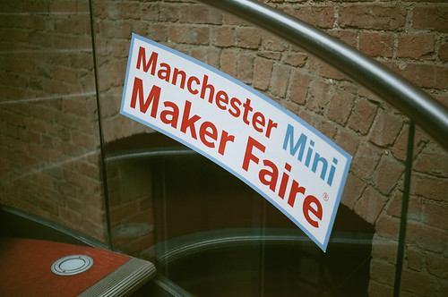 Manchester Mini Maker Faire | by DoES Liverpool
