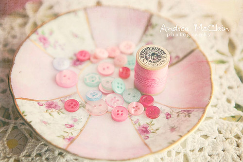 Buttons | by Andrea McClain