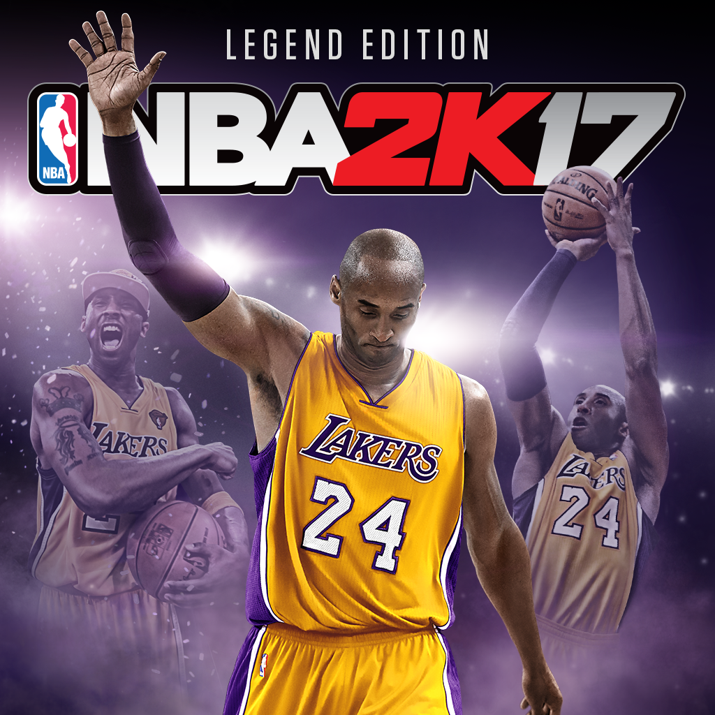 NBA 2K17 Kobe Bryant Legend Edition