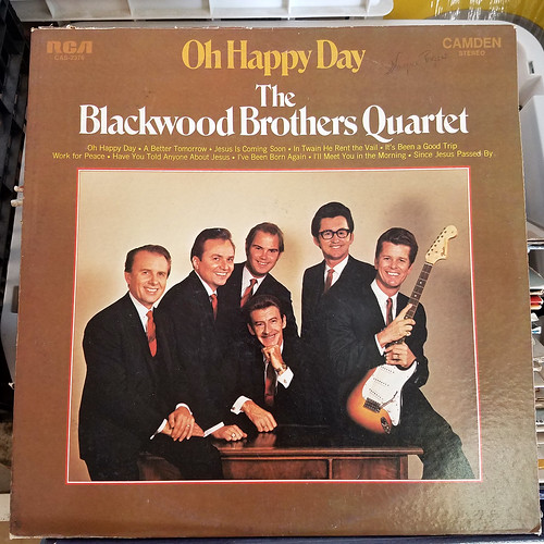 backwood brothers quartet