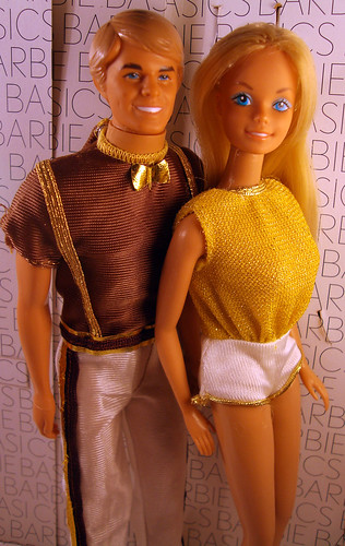 Barbie & Ken Golden Nights 1980 | by ColeKenTurner