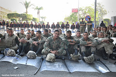 Egyptian Military Police