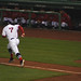 Cody Ross takes off
