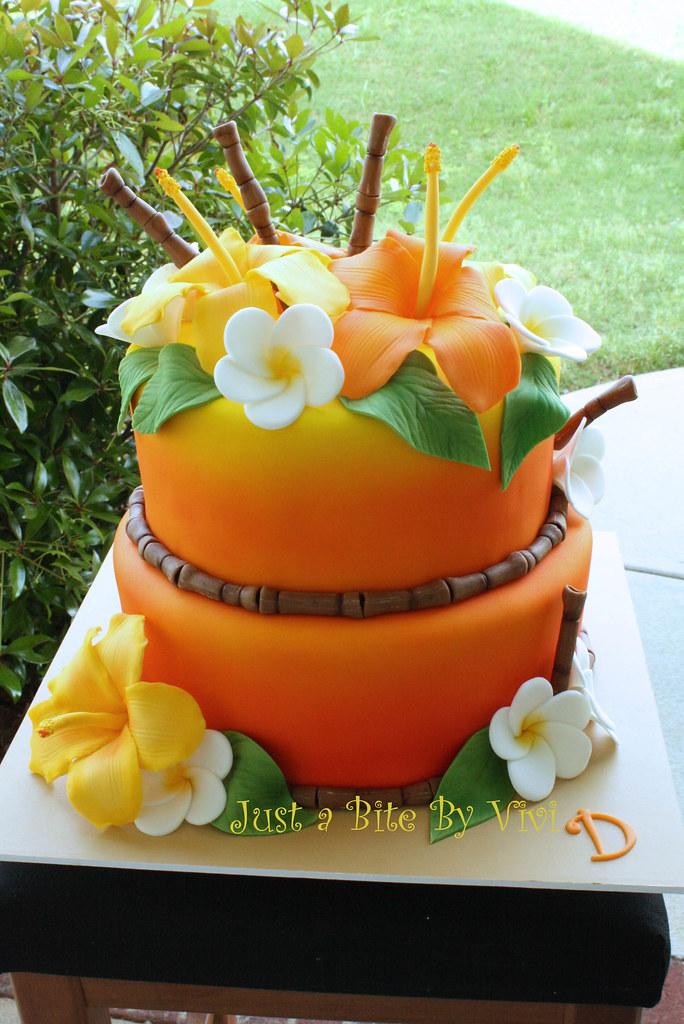 Hawaiian Vivi A Hawaiian Theme For A Sweet 16 Party I