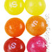 Skittles - US Fruits & European Crazy Sours