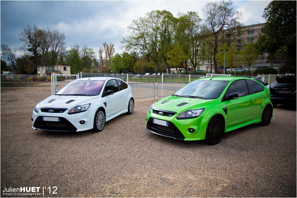 ford focus rs cars coffee paris by eap avril 2012 flickr. Black Bedroom Furniture Sets. Home Design Ideas