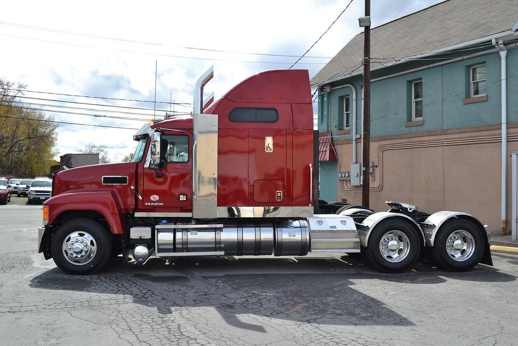 2011 Mack CHU613 Rawhide | Trucks, Buses, & Trains by ...