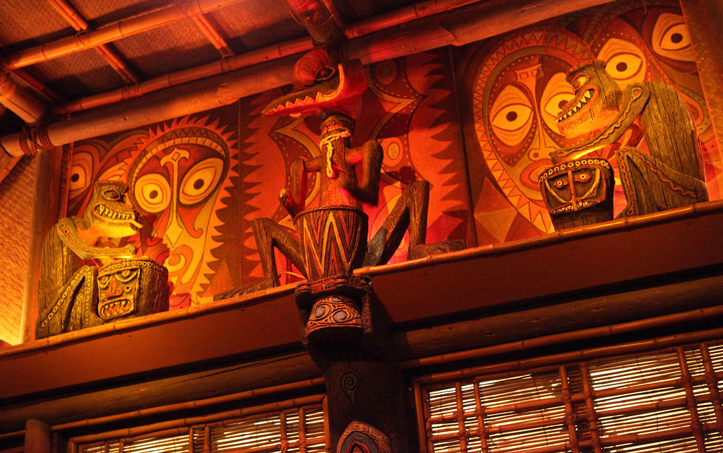 Tiki Gods The Tiki Gods From Walt Disney S Enchanted