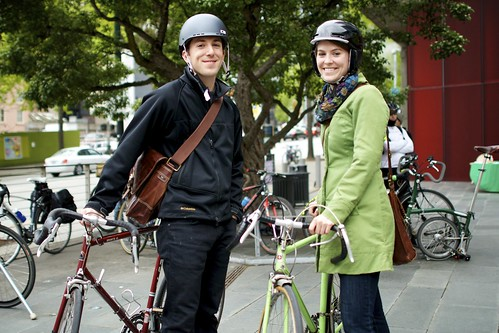 Bike to Work 12: Photogenic | by Hugger Industries