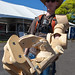 Wooden Bionic Arm