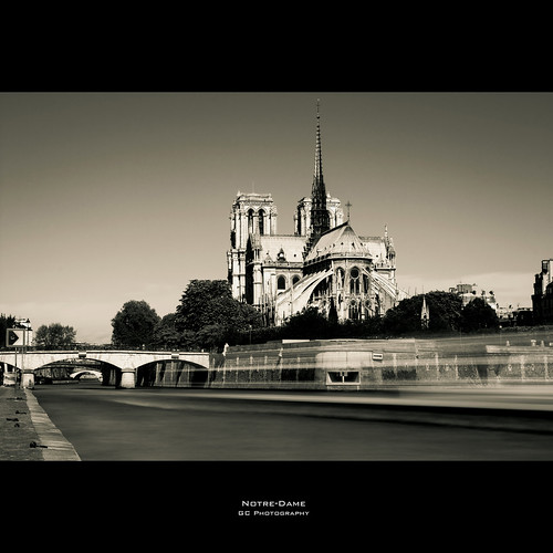 Notre-Dame | by Guillaume Chanson