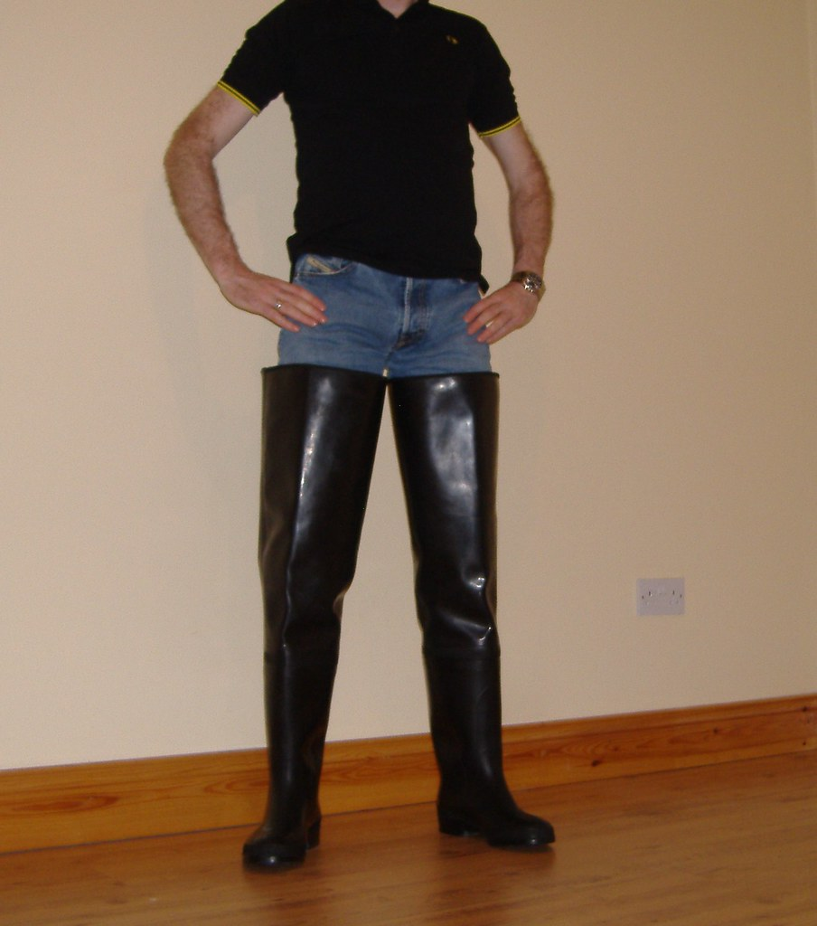 Fagum Stomil waders1 | Sexy Polish rubber Fagum Stomil ...