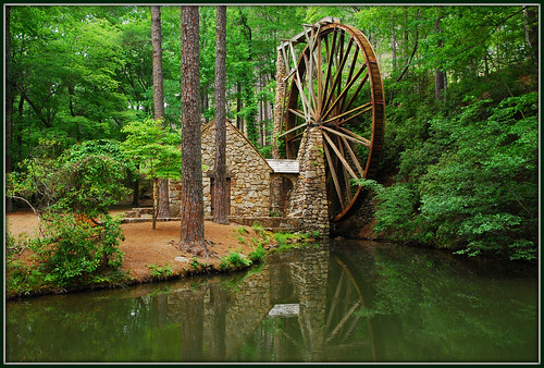 Berry College Old Mill | by Jerry Jaynes