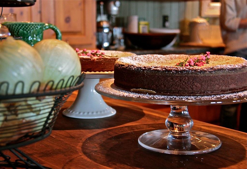 Chocolate Brandy Cake Recipe