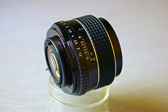 Asahi SMC Takumar 50mm F1.4 - M42