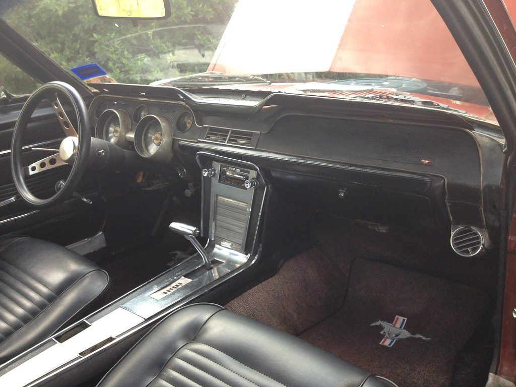 1967 mustang for sale by jac c l