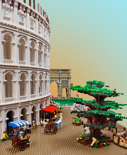 LEGO Colosseum | by TheBrickMan
