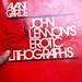 John Lennon's erotic lithographs - Avant Garde #11