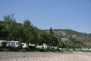 Camping Sonnenstrand, Bacharach | by Liam Cheasty