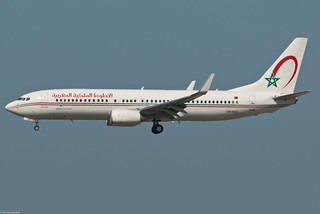 Royal Air Maroc Boeing 737-8B6 CN-ROZ (59592) | by Thomas Becker