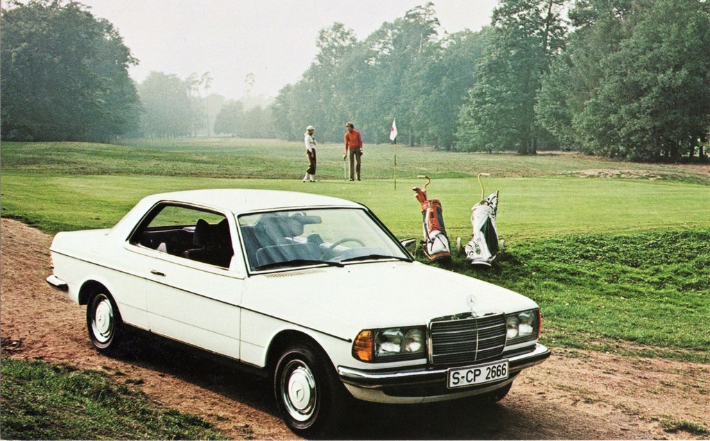 Mercedes C Coupe >> 1979 Mercedes-Benz 230/280 Coupe | Alden Jewell | Flickr