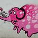 Aiuto un elefante rosa