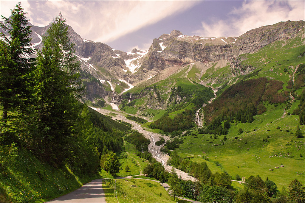 Brandnertal (Brandner Valley) | The magnificent 16 km long ...