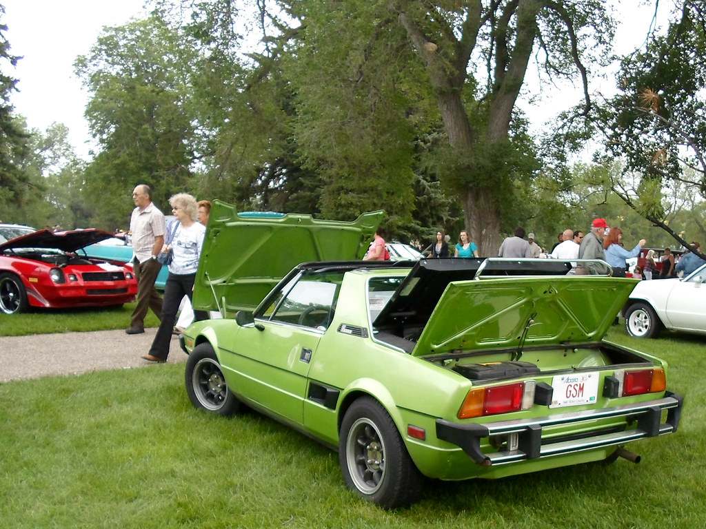 Fiat X1 9 >> 1977 Fiat X1/9 | Great condition 1977 Fiat X1/9 in a fantast… | Flickr