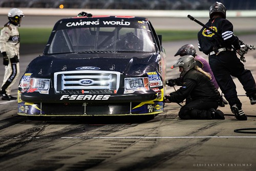 Chicagoland Speedway, Pit stop | by levent_eryilmaz