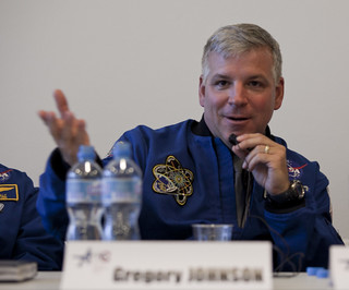 U.S. Mission and AIC welcome NASA's Crew from the Endeavor Shuttle's Final Mission | by US Mission Geneva