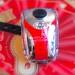 Vis180 Micro on toffee tin