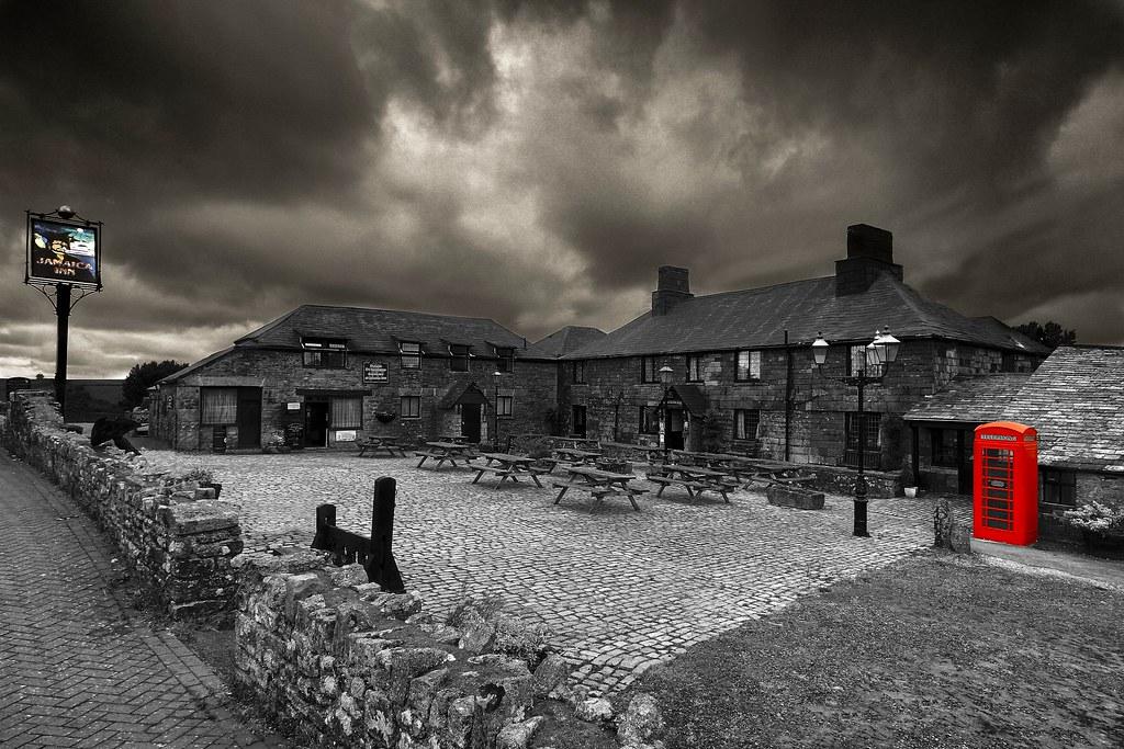 Jamaica Inn - Bodmin Moor | The most haunted Inn In Great ...