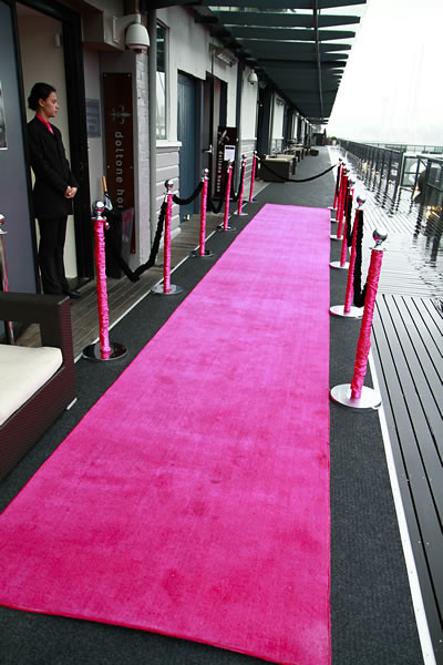 SARA's Event - SEEK Roll Out The Pink Carpet