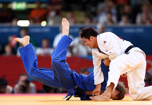 Korea_Judo_Kim_Jaebum_London_37 | by KOREA.NET - Official page of the Republic of Korea