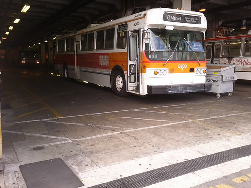 Muni Flyer 5300 to Nowhere In Particular | by Eric Fischer