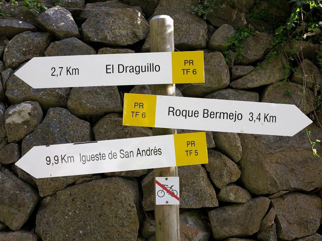 Caminos de Anaga