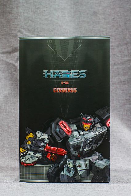 Ceberus Box Front