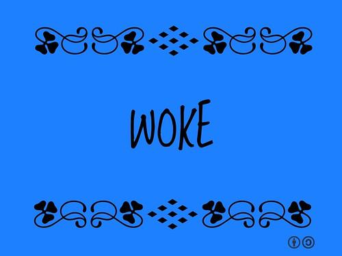 Buzzword Bingo: Woke