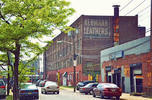 Hoboken Leather Factory | by #HITPICTURES