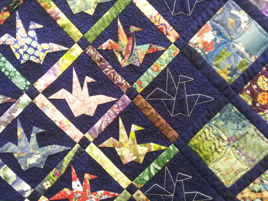 Loved This Quilt At The Portland Quilt Show Rachel Ramirez Flickr