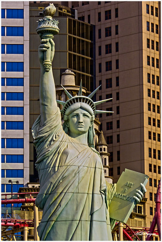 Statue of Liberty in Las Vegas | by HQN