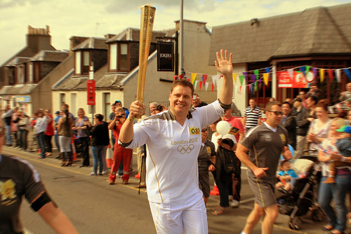 Olympic Torch Relay | by AJADAMS666