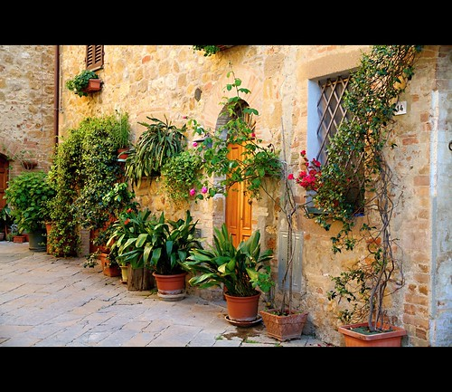 pienza | by berber hoving