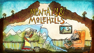 Mountains and Molehills | by 37by79 : Rachel Dugan